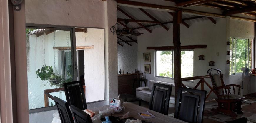 Cabaña en Santa Verónica