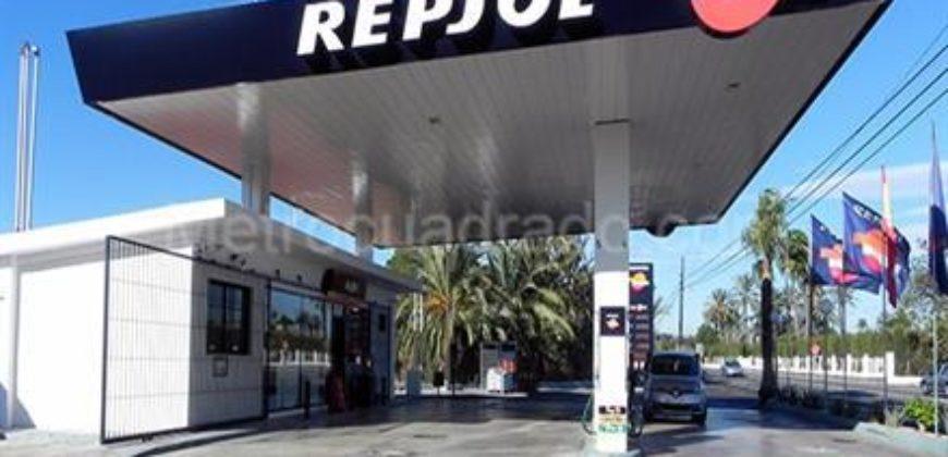 Estación de Gasolina Inmueble Comercial