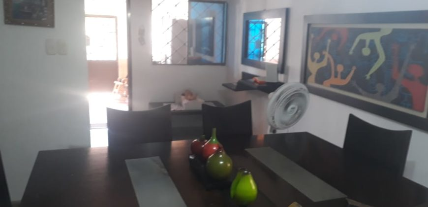 Casa en el barrio Limoncito