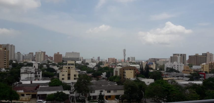 Apartaestudio en el barrio El Tabor