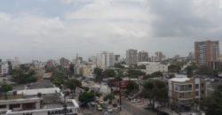 Apartaestudio en el barrio Villa Santos