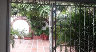 Casa en el barrio Santana