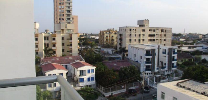 Apartaestudio en barrio ciudad jardín