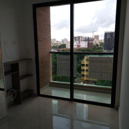 Apartaestudio en el barrio Altamira
