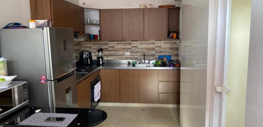 Apartamento en el barrio Villa Santos